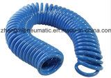 Flame Resistant Tube Pneumatique PU Coil (RoHS et REACH)