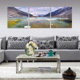 Pittura astratta moderna della decorazione di arte della parete