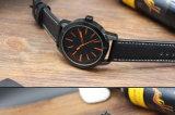 진짜 가죽 시계 형식 합금 시계 헥토리터 304