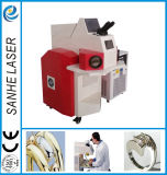 Het Horloge van de hoge snelheid en de Apparatuur van Weldinging van de Laser van de Klok voor Juwelen