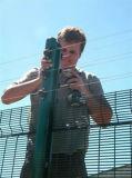 Anti- Climp erhöhen Maschendraht-Zaun der Sicherheits-358