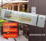 Calefator infravermelho comercial do conforto do calefator de Bluetooth para a sauna