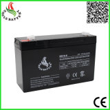 6V 10ah nachladbare wartungsfreie Lead-Acid Batterie