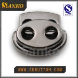 Là Are Metal 2holes Stopper pour The Garment Accessories