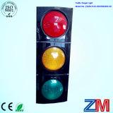 Sinal do diodo emissor de luz do fluxo IP54 elevado/sinal de tráfego de piscamento para a segurança da estrada