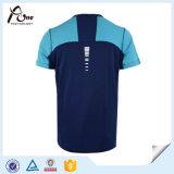 Le meilleur coton Sportwear de coton de Mens mou superbe de T-shirts