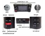 HD 1080P Gedankenstrich-Nocken-Doppelkamera-Auto DVR