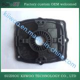 Pieza modificada para requisitos particulares del moldeado del caucho de silicón