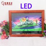 Publicidad del marco rápido del marco LED de la iluminación