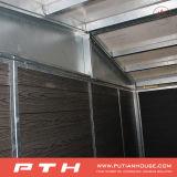 Costruzione della struttura d'acciaio del comitato di parete del panino dell'unità di elaborazione