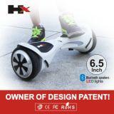 Den zwei Rad-balancierenden Roller Hoverboard UL2272 fördern