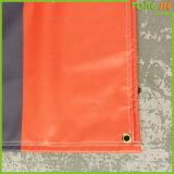 Bandera de alta resolución de encargo de la flexión del vinilo para hacer publicidad