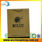 Het Winkelen Kraftpapier van de Druk van de douane het Verpakkende Vakje van het Document