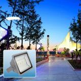 120W는 주조 알루미늄 호리호리한 LED 투광램프를 정지한다