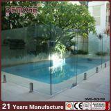 Im Freienpool-Glas täfelt Frameless das Glaspool-Fechten (DMS-B28114)