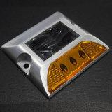 Gelbe blinkende Straßen-Markierung des 3m Reflektor-Solarkatzenauge-LED