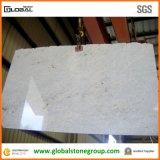 Plakken van het Graniet van Kashmir de Witte voor de Bovenkanten van de Ijdelheid van de Badkamers