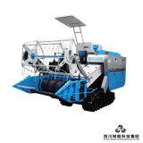 máquina segadora media del 1.5m (con descarga auto de los granos)