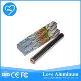 Envasado de alimentos del rodillo del papel de aluminio