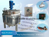 300L Stainless Steel Batch Pasteurizer per Yogurt