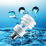 세륨 (BNF10-HS-A)를 가진 15W 10mm Half Spiral Energy Saving Lamp