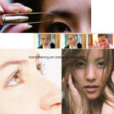 LED를 가진 스테인리스 Steel Eyelash Eyebrow Hair Removal Tweezer