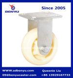 Rotella girevole di nylon della parte girevole di brevetto resistente