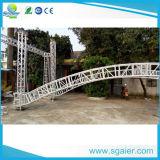 Sgaier Professional Custom Size Spigot Arch Truss para Concert