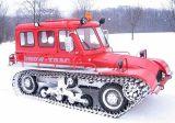 Garantie en caoutchouc 13months de la piste 580*60.5*40 de véhicule de neige