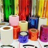 음식 패킹 약제 급료를 위한 다채로운 엄밀한 PVC 필름