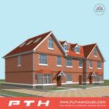 低価格のスリランカの学校のためのプレハブの別荘の家