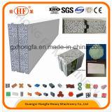 Светлая производственная линия машинное оборудование доски перегородки панели стены цемента