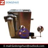 使用されたエンジンオイルの機械のリサイクル