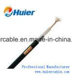 Коаксиальный кабель Rg213 цены по прейскуранту завода-изготовителя 50ohm высокого качества (13AWG)