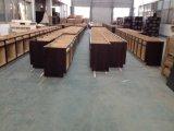 Cabinets américains en bois plein d'érable d'armature