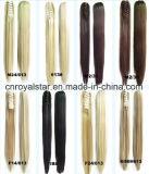 Горячий Ponytail волос способа надувательства дешево прямой синтетический
