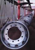 Bordas de aço da roda da fábrica do OEM do caminhão/reboque/barramento (8.5-24, 22.5*9.00, 22.5X8.25/11.75, 8.00V-20)