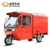 Почта курьерского электрического трицикла почтовая для курьерского трицикла груза