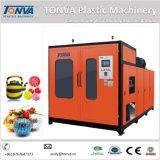 máquina plástica automática del moldeo por insuflación de aire comprimido del estirador de la bomba de petróleo del dispositivo que desbarba 1L