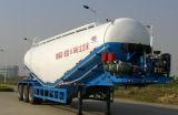35cbm Cement Mixer Motor, 50cbm BPW Cement Tanker, 2/3 Axle Semi Trailer, Cememnt Bulk Trailer