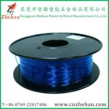 Color cinzento Flexible 3D Filament para Todo 3D Printer Printing