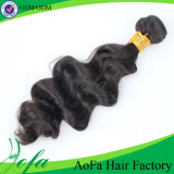 100% Virgin Indian Remy Human Hair Weave for Body Wave