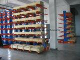 Cremagliera a mensola del Doppio-Braccio d'acciaio di alta qualità del magazzino con il rivestimento della polvere