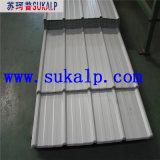 Material para techos acanalado del metal de la alta calidad