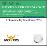 Hochwertiger Pflanzenauszug - Yohimbine Hydrochlorid 98%