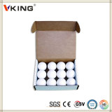 Articles de sport de la Couronne White Regulation Size Lacrosse Balls