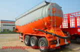 Niedrige Dichte-Puder-materieller Transport-Sattelschlepper (40 CBM)
