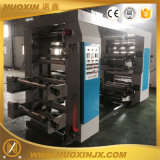 Machine 4 Colour Plastic Film Flexo Printing