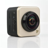 360 действия градусов кубика 360s камеры с H. 264