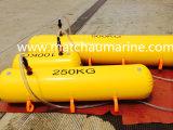 Sacos de água do teste de carga da salsicha para o barco salva-vidas